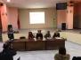 """Leksion i hapur pranë Universitetit """"Aleksandër Xhuvani"""", Elbasan në kuadër të Javës së Parasë"""